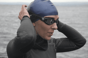Heïdi Levasseur traversera l'Atlantique à la nage