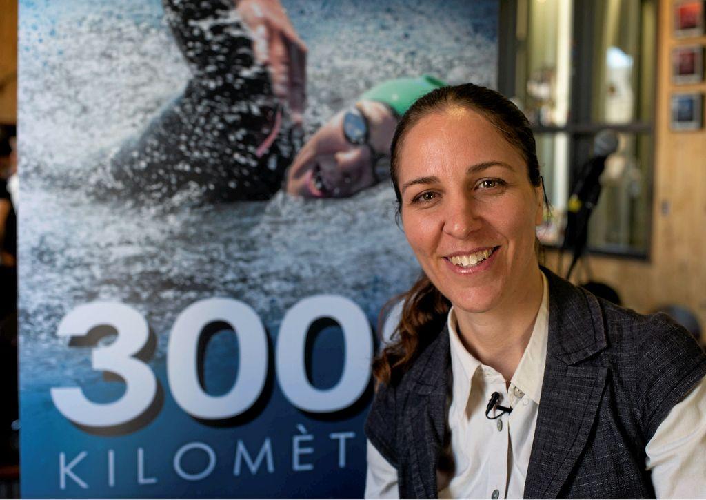 Traversée de l'Atlantique pour Heidi Levasseur: la machine est en marche